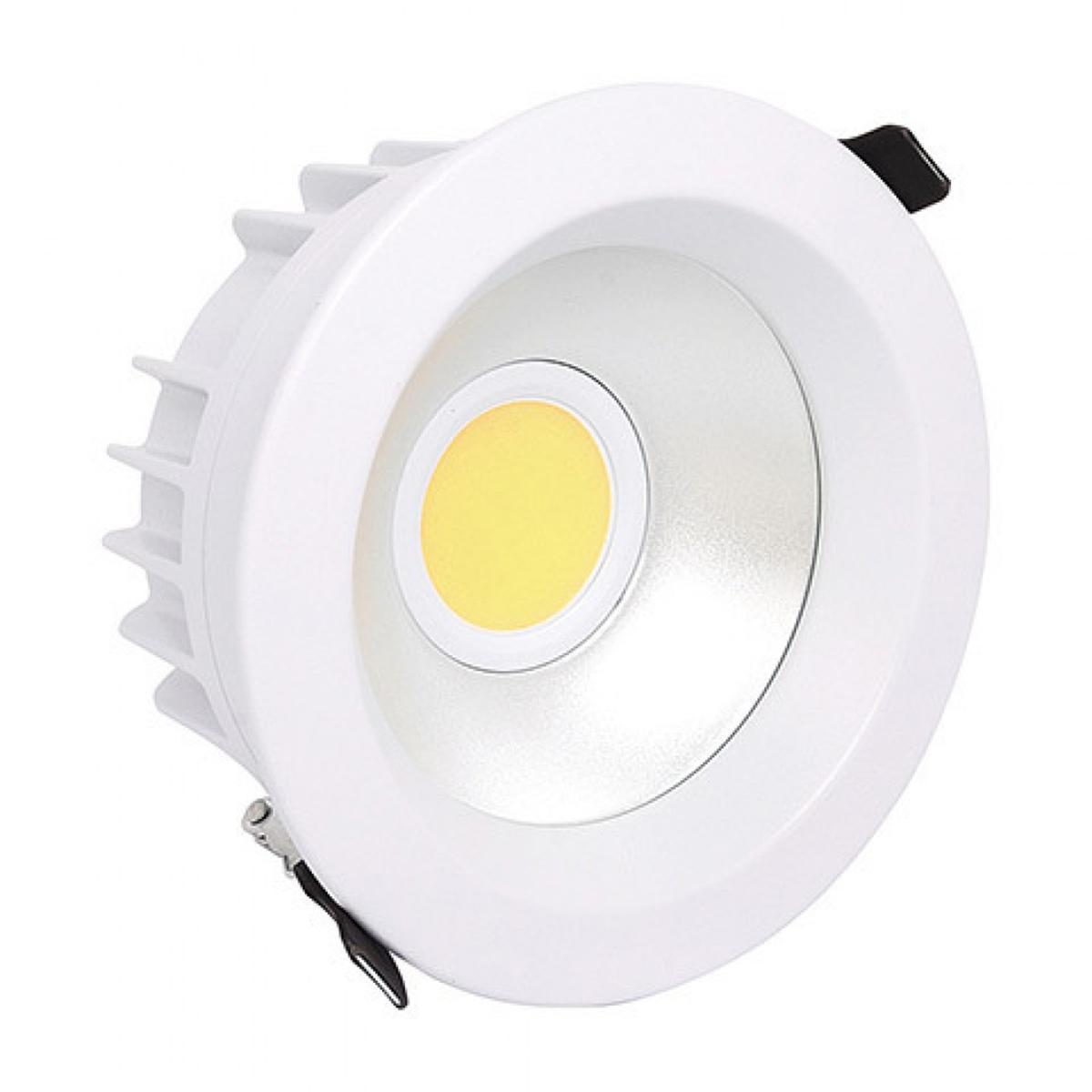 Встраиваемый светодиодный светильник Horoz 8W 4200K белый 016-019-0008 (HL695L) встраиваемый светодиодный светильник horoz 8w 6500к 016 020 0008 hl692l