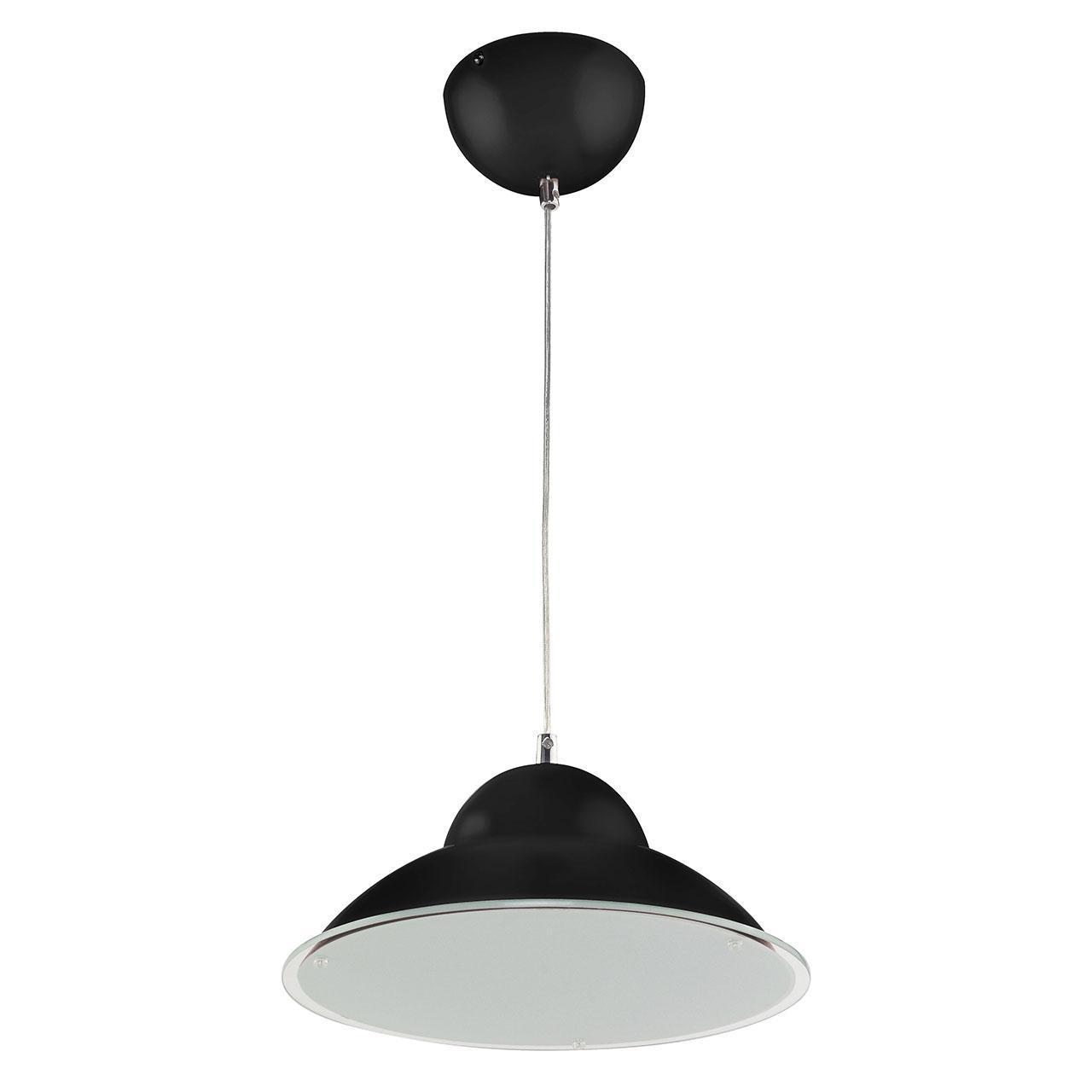 Подвесной светодиодный светильник Horoz черный 020-005-0015 horoz подвесной светодиодный светильник horoz alya 15w 4000к ip20 розовый 020 005 0015 hrz00000785