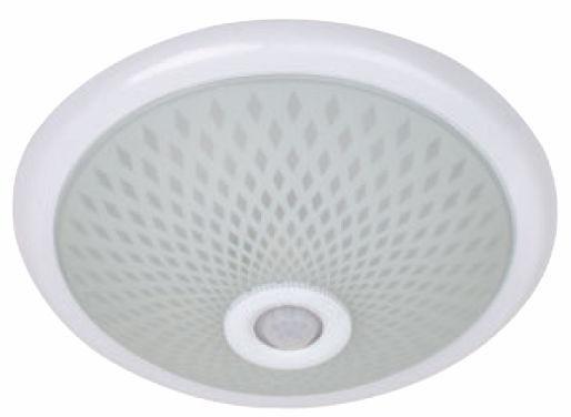 Потолочный светильник Horoz 400-001-112 markslojd потолочный светильник horoz с датчиком движения 2 25w e27 ip20 400 002 112 hrz00001473