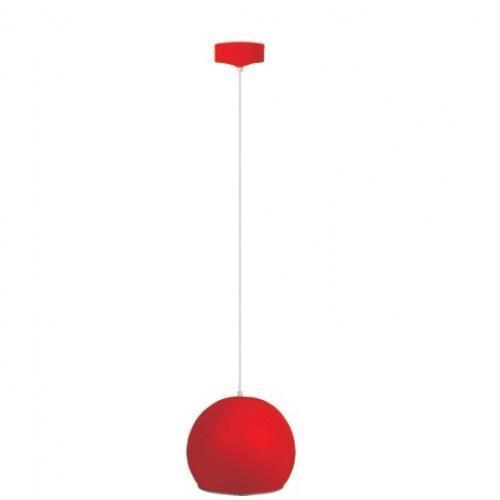 Подвесной светодиодный светильник Horoz 20W 6400K красный 020-001-0020 (HL872L)