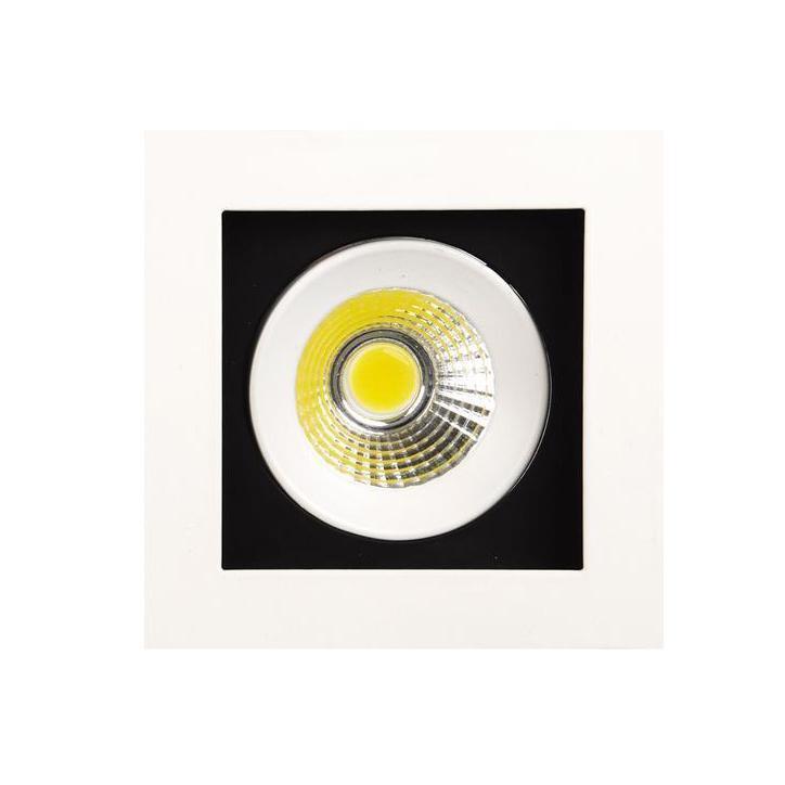 Встраиваемый светодиодный светильник Horoz 8W 6400К белый 016-023-0008 (HL6721L) встраиваемый светодиодный светильник horoz 8w 6500к 016 020 0008 hl692l