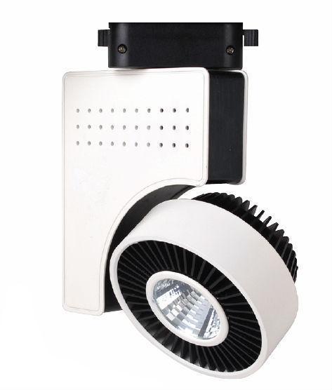 Трековый светодиодный светильник Horoz 23W 4200K черный 018-001-0023 (HL821L) трековый светодиодный светильник horoz 40w 4200k серебро 018 001 0040 hl834l