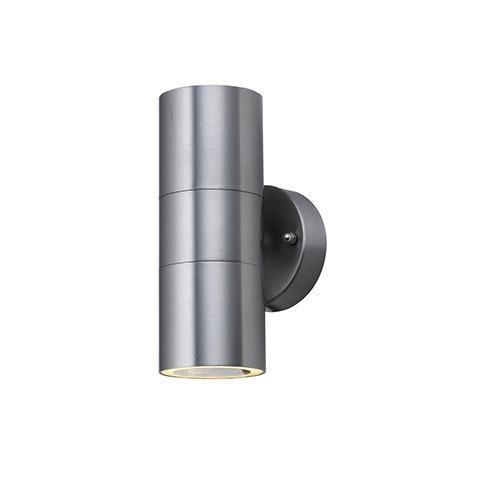 Уличный настенный светильник Horoz 075-008-0002 (HL266) horoz настенный уличный светильник horoz manolya 2 hl266 2 35w gu10 ip44 матхром 075 008 0002 hrz00000994