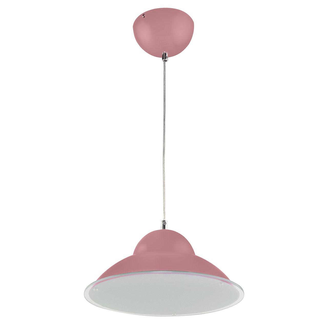 Подвесной светодиодный светильник Horoz розовый 020-005-0015 horoz подвесной светодиодный светильник horoz alya 15w 4000к ip20 розовый 020 005 0015 hrz00000785