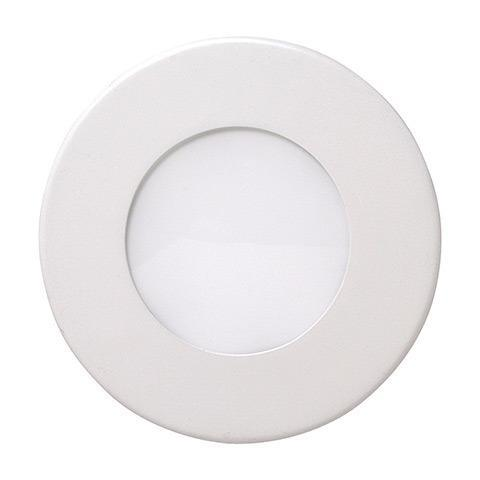Встраиваемый светодиодный светильник Horoz 6W 3000K хром 016-013-0006 (HL687L)