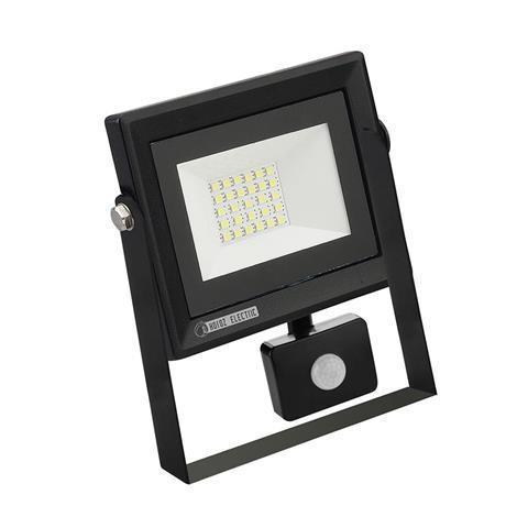 Прожектор светодиодный Horoz 20W 6400K 068-009-0020 horoz прожектор светодиодный horoz puma hl176le 20w 1000lm 6400k ip65 hrz00001136