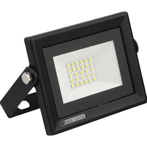 Прожектор светодиодный Horoz 20W 6400K 068-008-0020 horoz прожектор светодиодный horoz puma hl176le 20w 1000lm 6400k ip65 hrz00001136