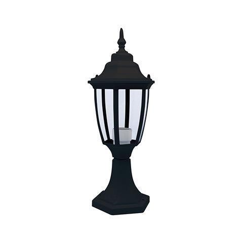 Уличный светильник Horoz черный 075-013-0002 (HL276)