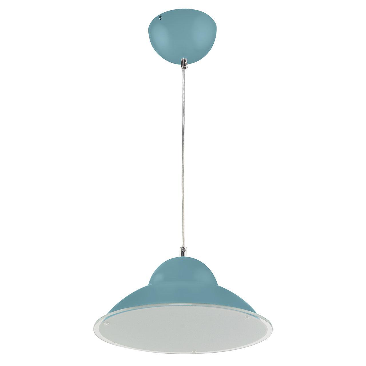 Подвесной светодиодный светильник Horoz голубой 020-005-0015 horoz подвесной светодиодный светильник horoz alya 15w 4000к ip20 розовый 020 005 0015 hrz00000785