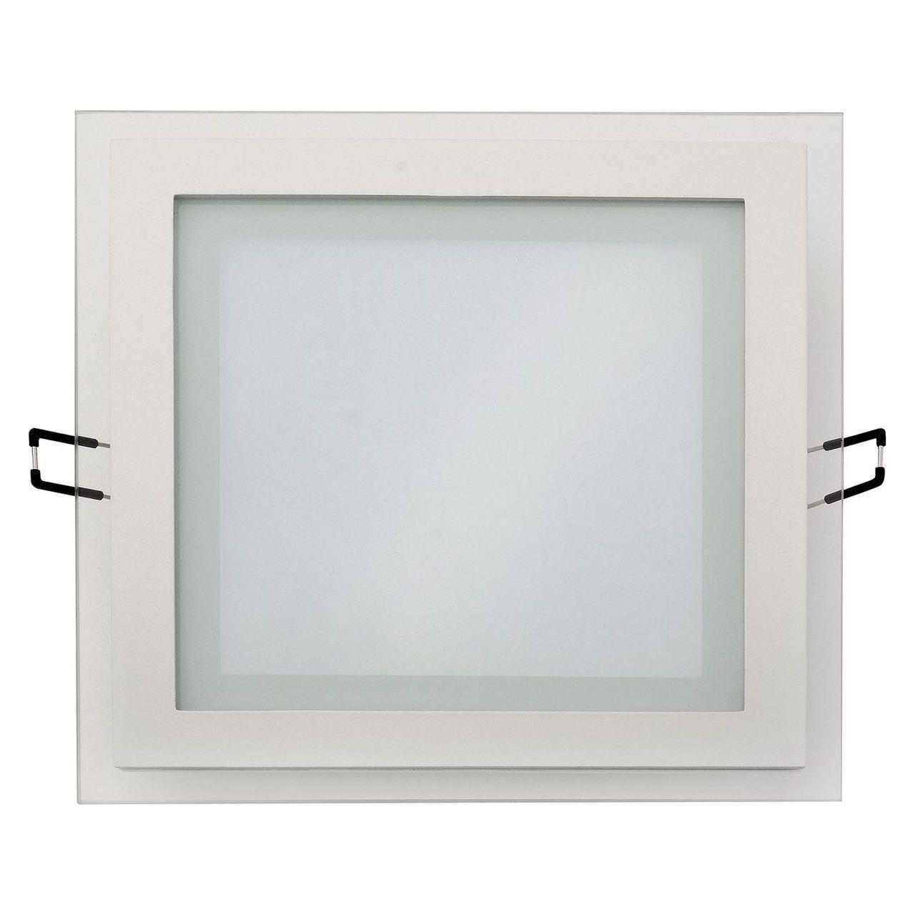 Встраиваемый светодиодный светильник Horoz Maria-15 15W 4200K белый 016-015-0015 (HL686LG) встраиваемый светодиодный светильник horoz 15w 6000к белый 016 017 0015 hl6756l