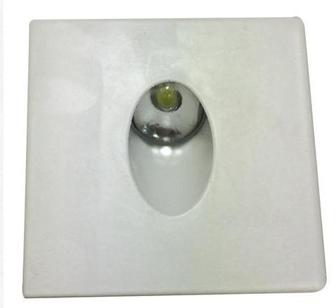 Уличный светодиодный светильник Horoz 3W 4000K хром 079-001-0003 (HL957L) уличный светодиодный светильник horoz 3w 4000k белый 079 002 0003 hl958l