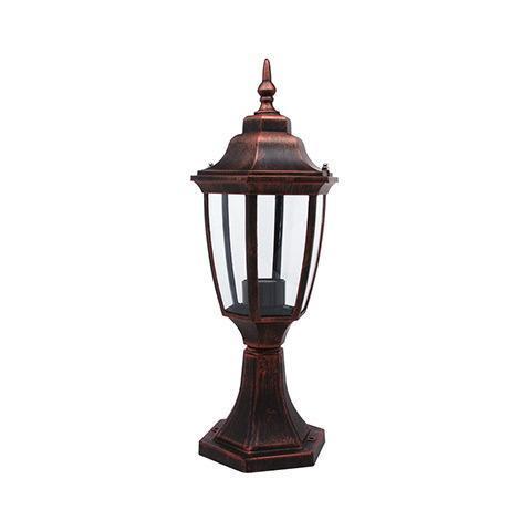 Уличный светильник Horoz красная медь 075-013-0002 (HL276)