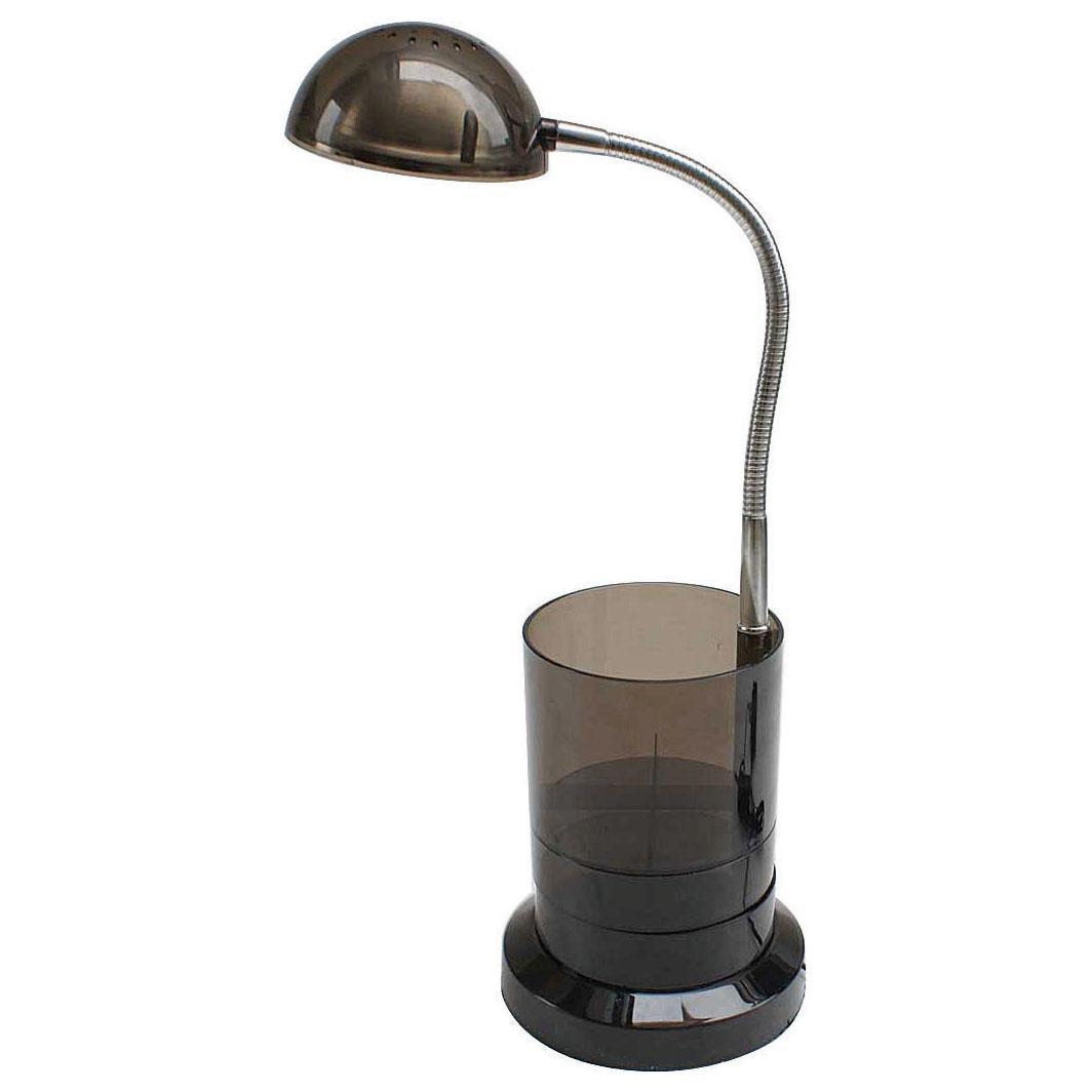 Настольная светодиодная лампа Horoz Berna черная 049-006-0003 (HL010L) салонная лампа 006 ix35 led