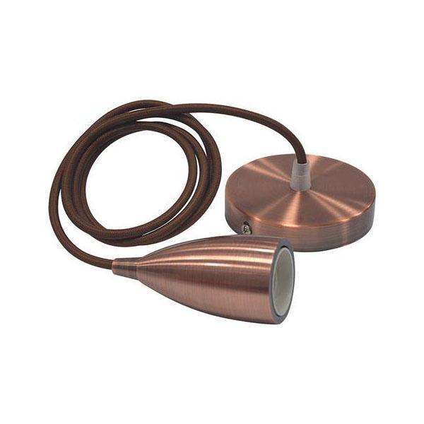 Подвесной светильник Horoz Edison медь 021-002-0001 цена 2017
