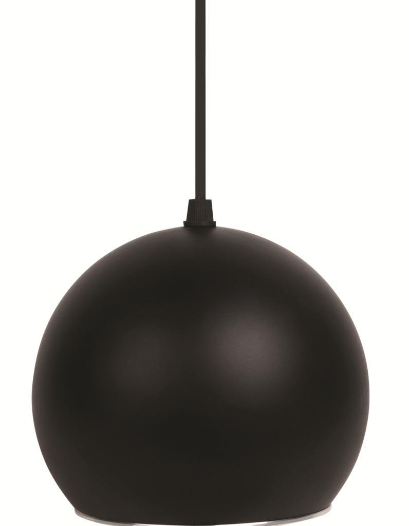 Подвесной светодиодный светильник Horoz 20W 6400K черный 020-001-0020 (HL872L)