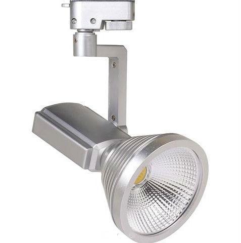 Трековый светодиодный светильник Horoz 12W 4200K серебро 018-003-0012 (HL824L) трековый светодиодный светильник horoz 40w 4200k серебро 018 001 0040 hl834l