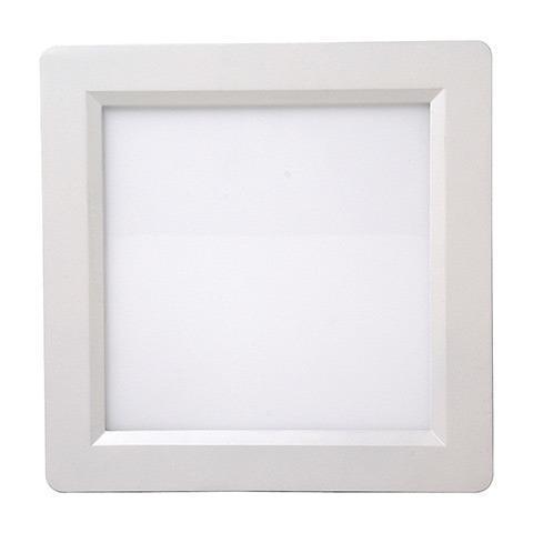 Встраиваемый светодиодный светильник Horoz 15W 3000K хром 016-014-0015 (HL686L) встраиваемый светодиодный светильник horoz 15w 6000к белый 016 017 0015 hl6756l