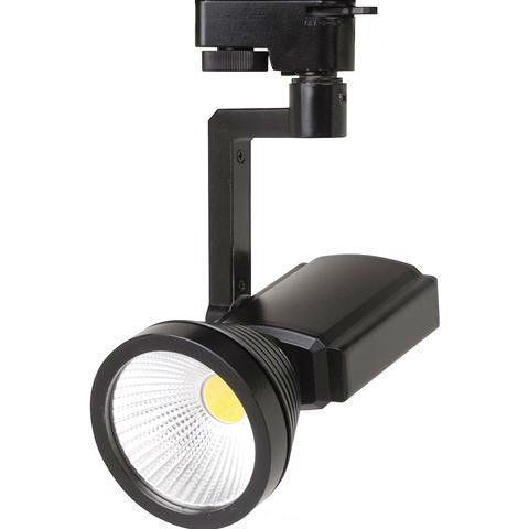 Трековый светодиодный светильник Horoz 7W 4200K черный 018-003-0007 (HL823L) horoz трековый светодиодный светильник horoz prag 7 hl823l 7w 4200k черный 018 003 0007 hrz00000848