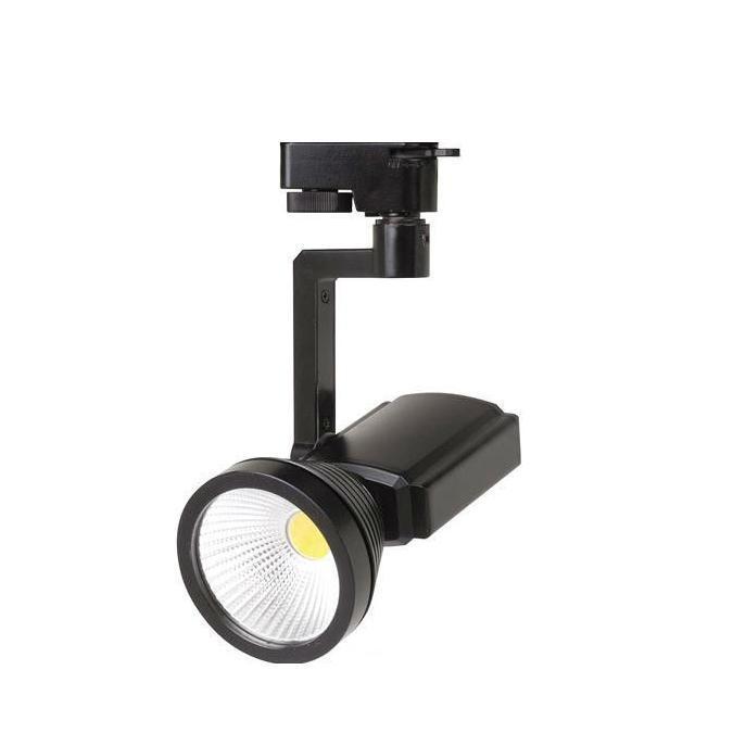 Трековый светодиодный светильник Horoz 7W 4200K серебро 018-003-0007 (HL823L) horoz трековый светодиодный светильник horoz prag 7 hl823l 7w 4200k черный 018 003 0007 hrz00000848
