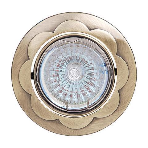 Встраиваемый светильник Horoz Yonca HL799 античный зеленый 015-015-0050 (HL799) neo 16 015