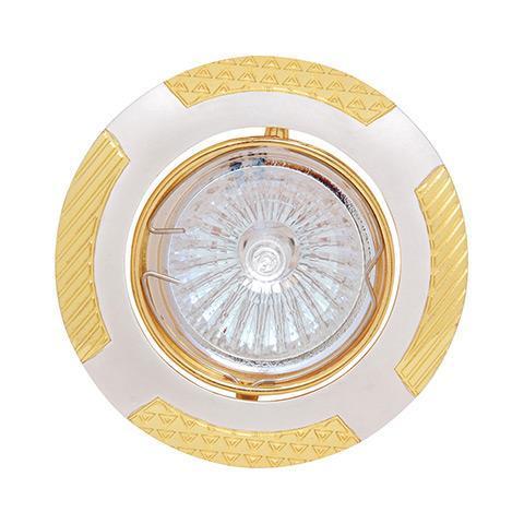 Встраиваемый светильник Horoz Leylak жемчужный 015-013-0050 (HL797)