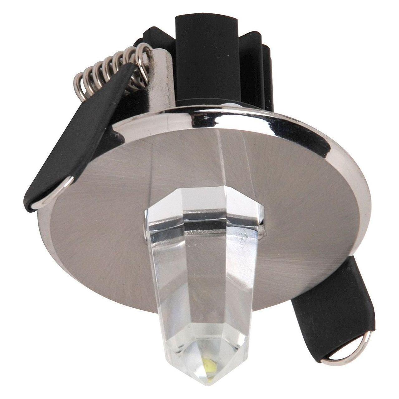 Встраиваемый светодиодный светильник Horoz Natalia синий 016-001-0001 (HL815L) встраиваемый светодиодный светильник horoz natalia красный 016 001 0001