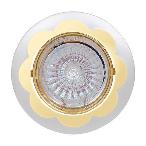 Встраиваемый светильник Horoz Yonca HL799 жемчужный 015-015-0050 (HL799) dhl eub 2pcs new original for nemicon encoder hes 25 2ht 015 17