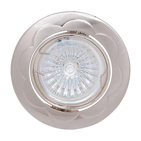 Встраиваемый светильник Horoz Yonca HL799 матовый хром 015-015-0050 (HL799) neo 16 015