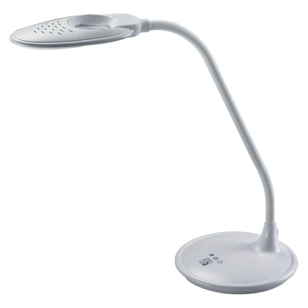 Настольная лампа Horoz Irem белая 049-011-0005 цена