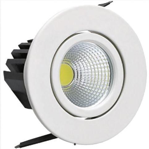 Встраиваемый светодиодный светильник Horoz 3W 6500К белый 016-005-0003 (HL6731L) встраиваемый светодиодный светильник horoz 3w 6500к белый 016 009 0003 hl698le