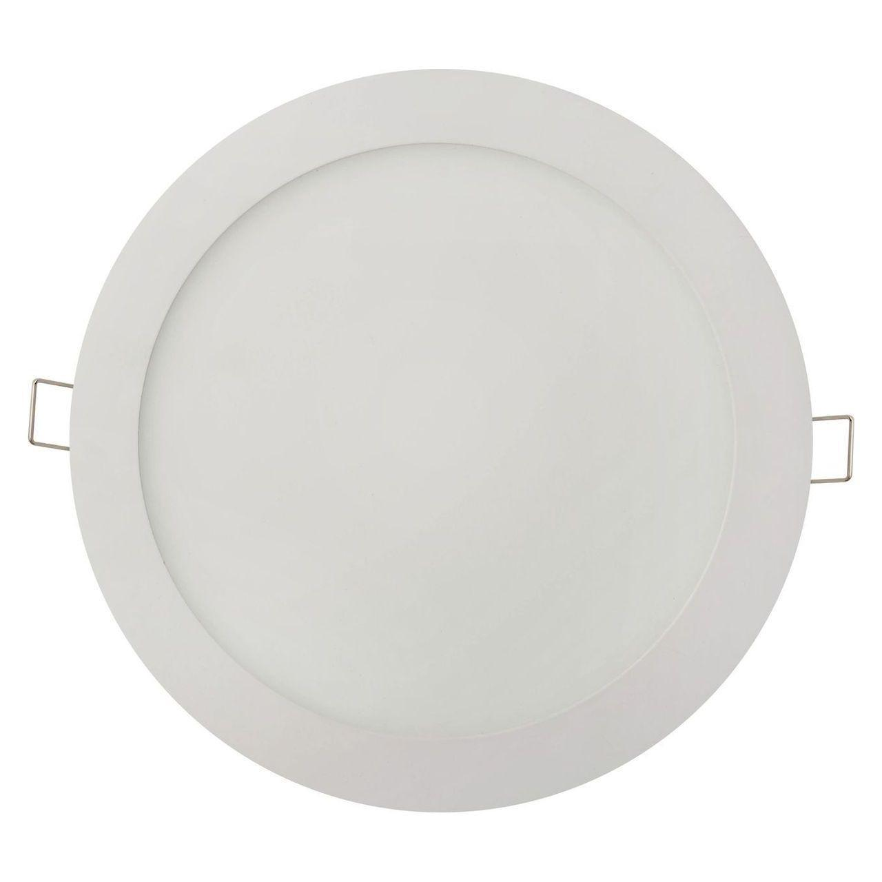 Фото - Встраиваемый светодиодный светильник Horoz Slim-18 18W 6400K 056-003-0018 resch dayton 18w 6400k 1890lm 18 led white ceiling lamp down light 185 265v
