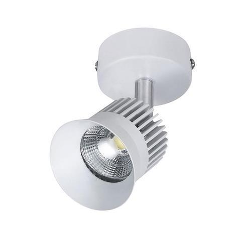 Трековый светодиодный светильник Horoz Beyrut 5W 4200K белый 017-001-0005 трековый светодиодный светильник horoz 5w 4200k белый 018 008 0005 hl835l