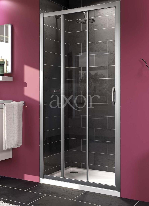 Душевая дверь Huppe X1 90 120303.069.321 цены