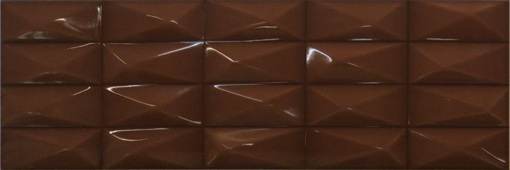 Настенная плитка Ibero Claire Cacao 25х75 цена