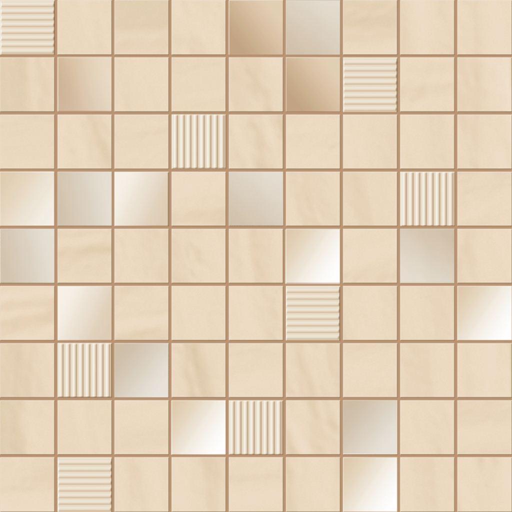 Мозаика Ibero Mosaico Perlage Vanilla 31,6х31,6 цена