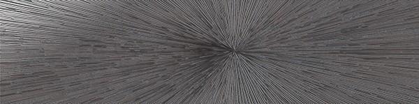 Декор Ibero Ionic +25295 Decor Impact Steel B ibero black