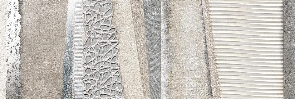 Декор Ibero Materika Dec. Ellipsis Grey (Mix) 25x75 декор ceramica classic tile water dec 3 40x20