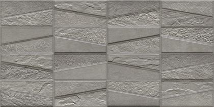Декор Ibero Materika Tektonia Dark Grey 31,6x63,5 аксессуар joby dslr wrist strap dark grey jb01271 pww