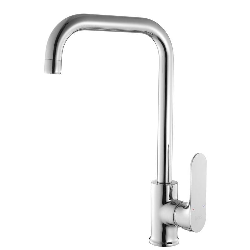 Смеситель Iddis Eclipt ECLSBL0i05 для кухни смеситель для ванны душа iddis eclipt