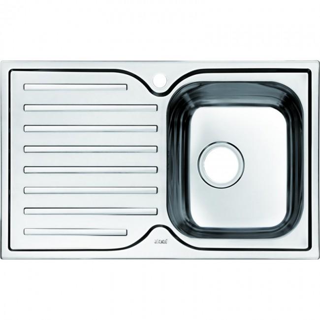 Кухонная мойка Iddis Strit S STR78PRi77 полированная
