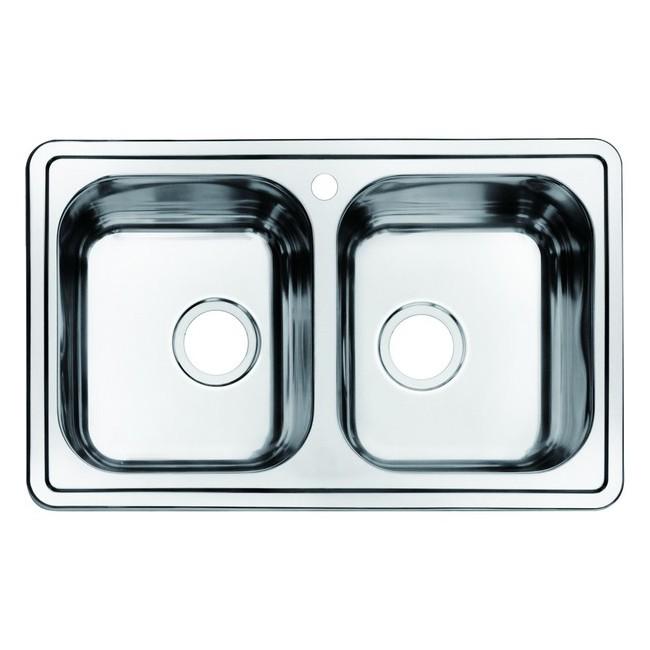 Кухонная мойка Iddis Strit S STR78S2i77 шелк кухонная мойка iddis strit str78s2i77