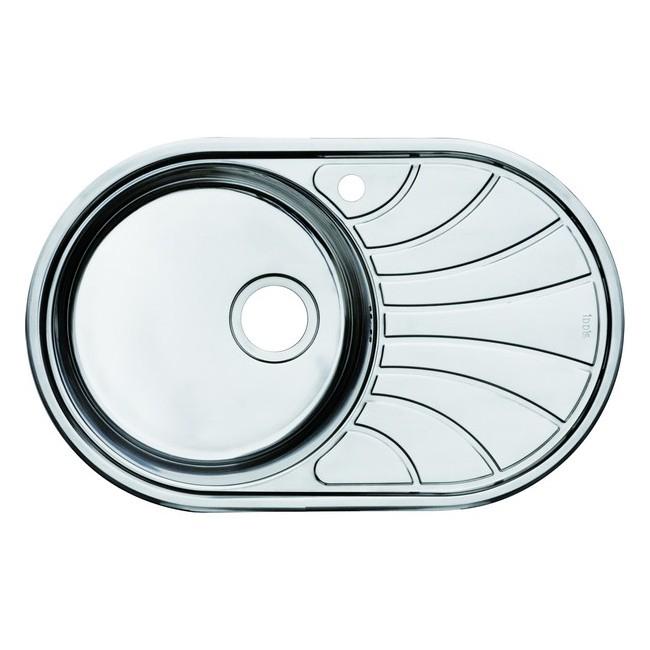 Кухонная мойка Iddis Suno S SUN77PLi77 полированная