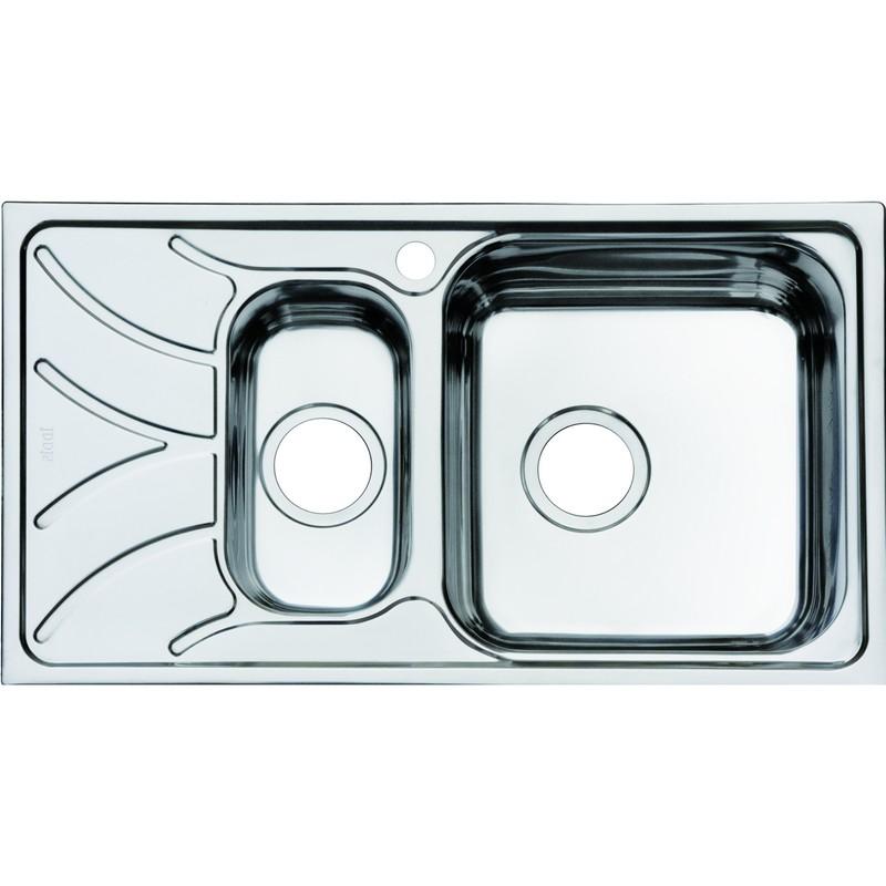 Кухонная мойка Iddis Arro S ARR78PZi77 полированная
