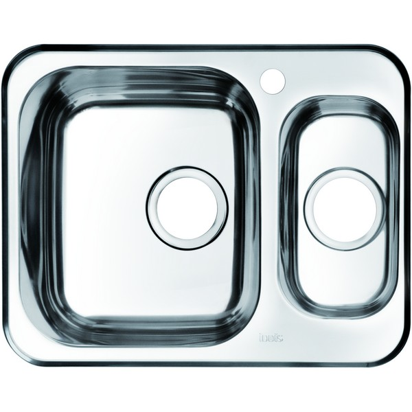 Кухонная мойка Iddis Strit S STR60PXi77 полированная мойка iddis strit полированная 48 5 х 48 5 см str48p0i77