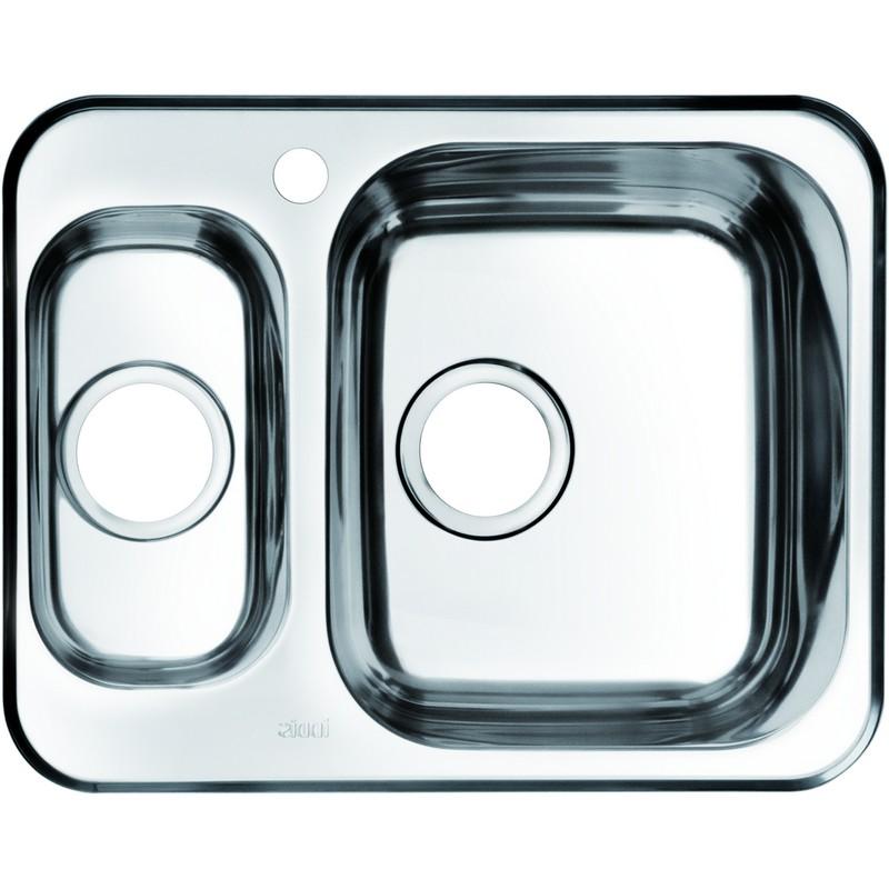 лучшая цена Кухонная мойка Iddis Strit S STR60PZi77 полированная