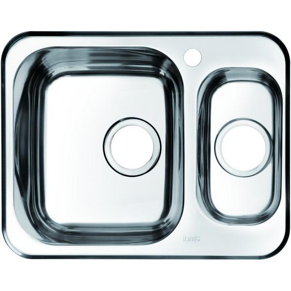 Кухонная мойка Iddis Strit S STR60SXi77 шелк мойка iddis strit s str60sxi77 матовый хром