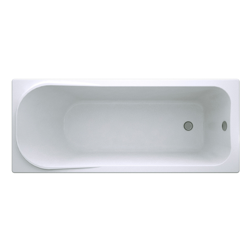 Акриловая ванна Iddis Pond NPON177i91 170х70 ванна без гидромассажа tansa s сталь 170х70 см