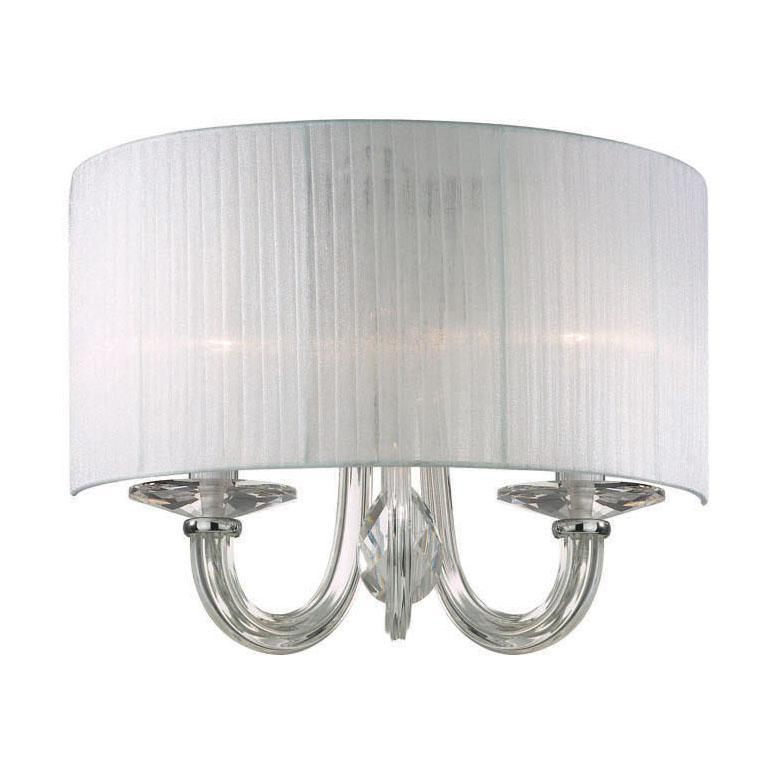 Бра Ideal Lux Swan AP2 Bianco ideal 45 777