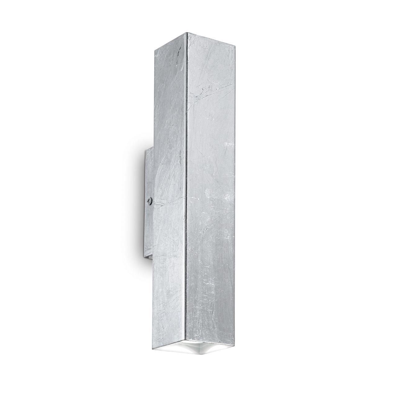 Бра Ideal Lux Sky AP2 Argento бра ideal lux sky ap2 oro