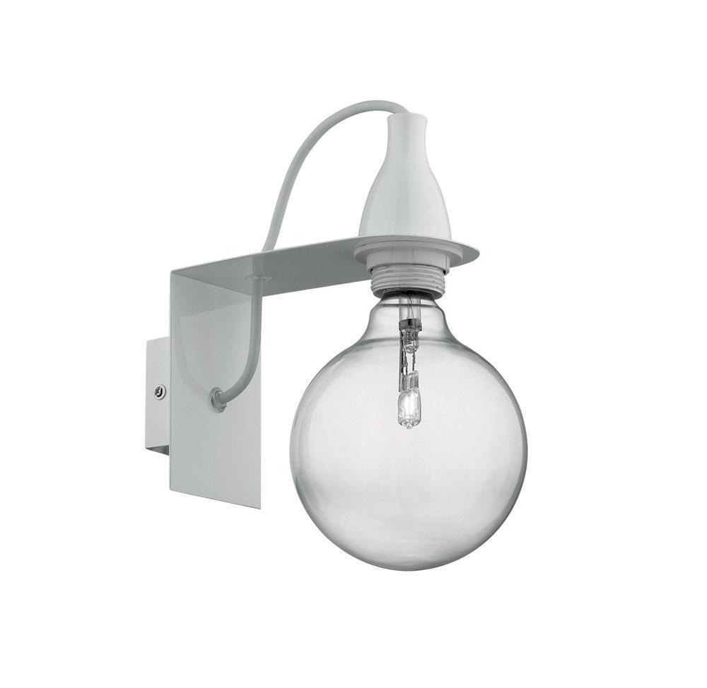 Бра Ideal Lux Minimal AP1 Bianco цена